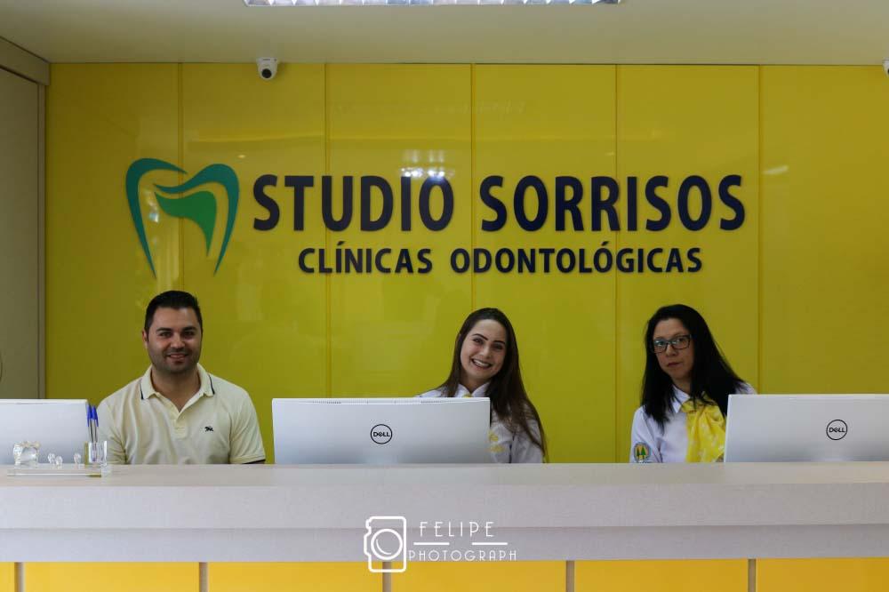 Inauguração Studio Sorrisos